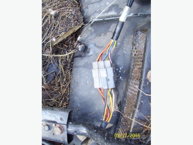 Skidoo Skandic Safari wiring harness