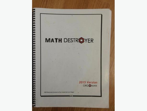 dat math destroyer victoria city victoria