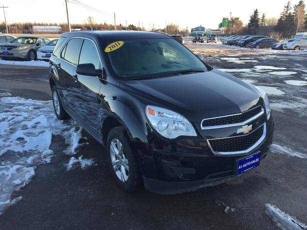 2011 Chevrolet Equinox AWD 4dr LS BACK