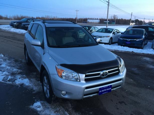 2006 Toyota RAV4 4WD Limited FULLY LOADED