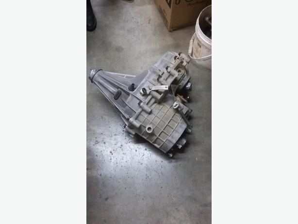2000 Chevy Silverado 4x4 Transfer Case