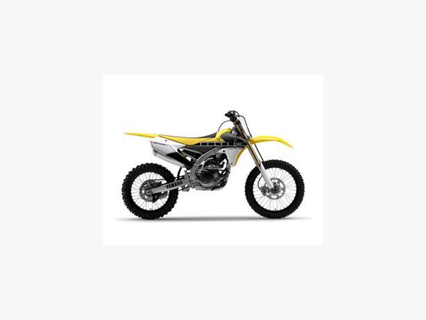 2016 Yamaha YZ 250F
