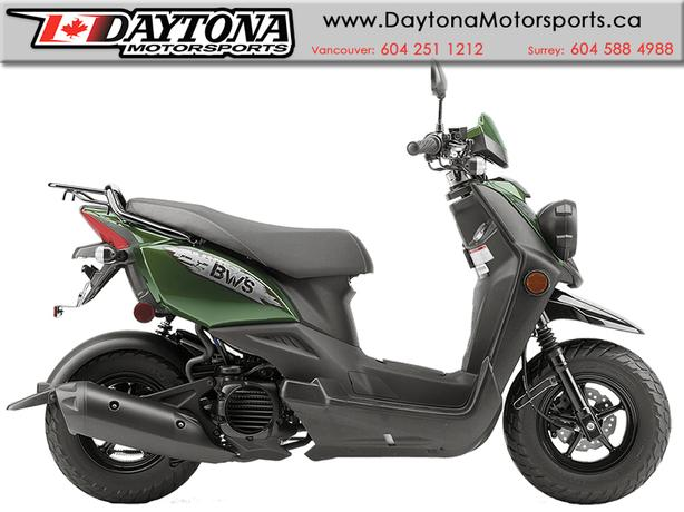 2015 Yamaha BWS 50 Scooter  * Save gas AND have fun ! *