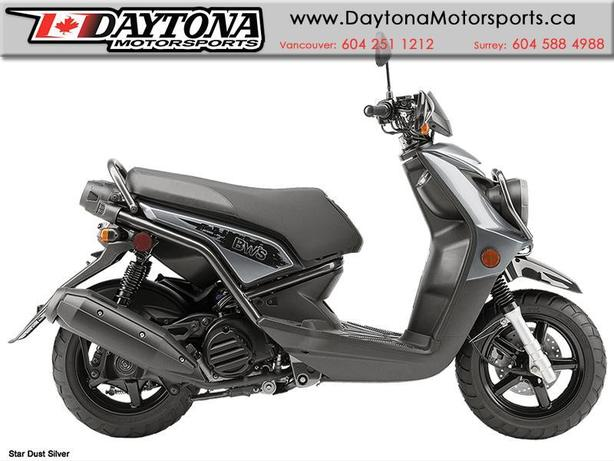 2015 Yamaha BWs 125 Scooter