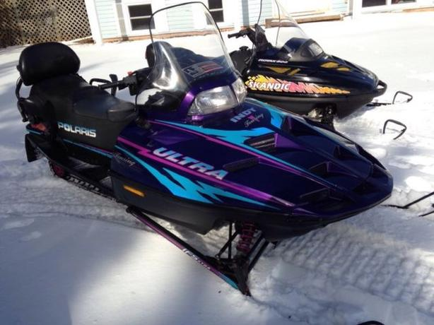 1997 Polaris Ultra Touring 2-UP Electric start and Reverse
