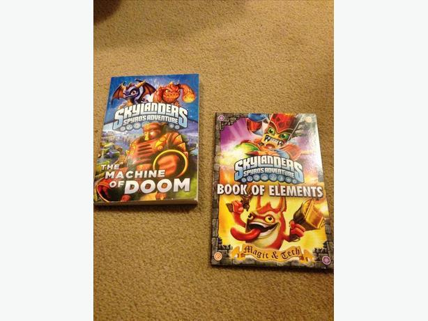 Sky landers books