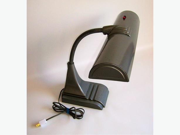 Lampe de bureau vintage mid century art deco industrial lamp montreal mont - Bureau vintage industriel ...