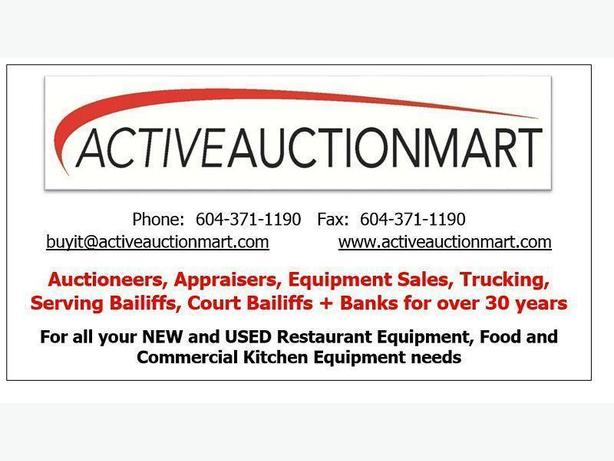New / Used / Trade in - Commercial Restaurant Equipment