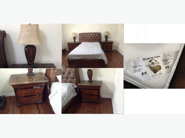 Beauteful  6 pcs Thomasville Deschanel bedroom set