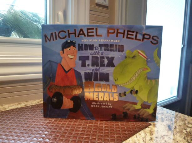 How to Train with a T. Rex and Win 8 Gold Medals  by Michael Phelps