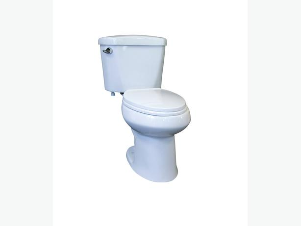 ORTECH TWO PIECE LOW WATER CONSUMPTION TOILET