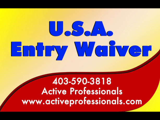 U.S.A Waiver Services