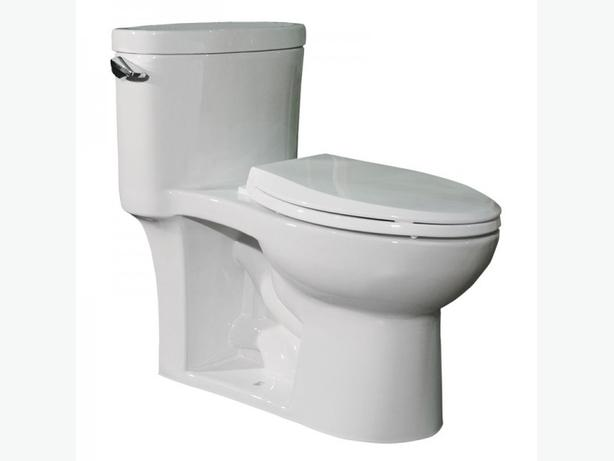 AQUA ART 1 PIECE LOW WATER CONSUMPTION TOILET