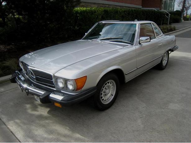 1984 MERCEDES 380SL / 380 SL