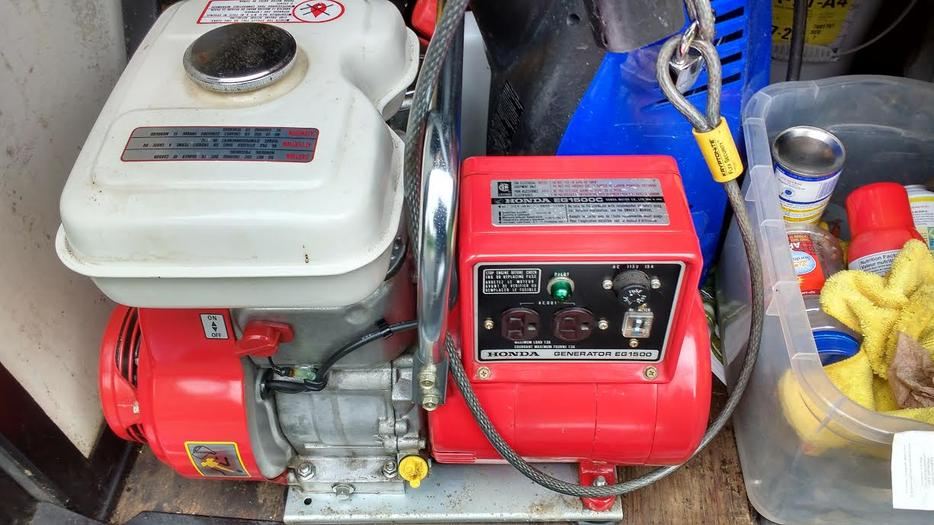 honda   stroke generator oak bay victoria