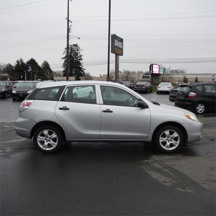 Galaxy Motors Courtenay >> 2007 Toyota Matrix XR - Accident Free, BC Only, Alloy Wheels Outside Nanaimo, Nanaimo - MOBILE