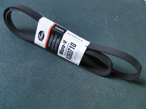 New Ford Serpentine Belt (Gates K060710)