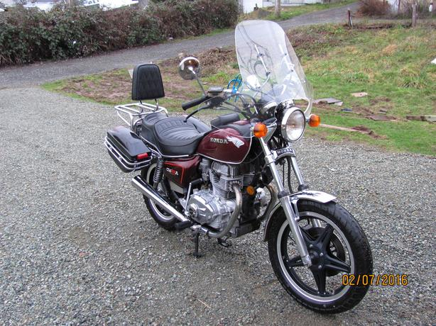 '79 Hondamatic