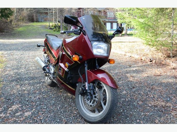 88 Kawasaki Ninja 750