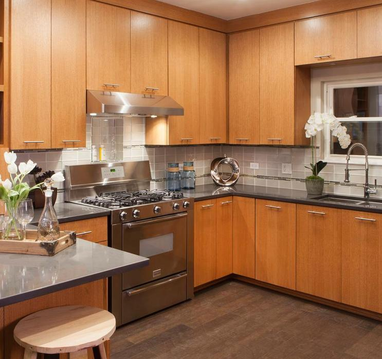 Kitchen cabinets and furniture hand crafted all wood for Kitchen cabinets kamloops