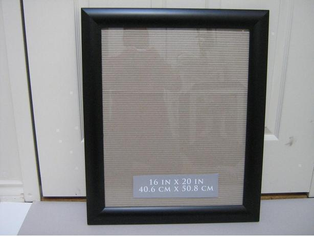 FRAMES NEW - 16x20, 18x24 or Mirror frame 19.5x23.5