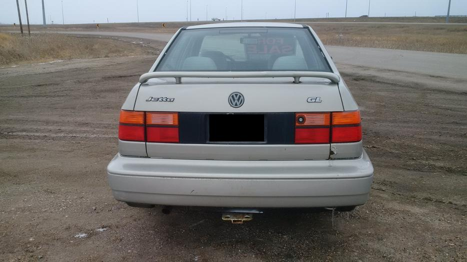 Obo 1995 vw jetta gl 4dr south regina regina for 100 rice terrace drive columbia sc