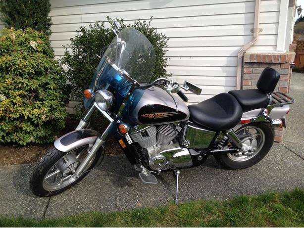 1999 Honda Shadow Spirit VT1100-C