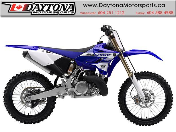 2016 Yamaha YZ250 (2-Stroke) MX * NEW *