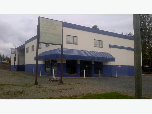 Heavy Duty Repair Shop for Lease (Campbell River)