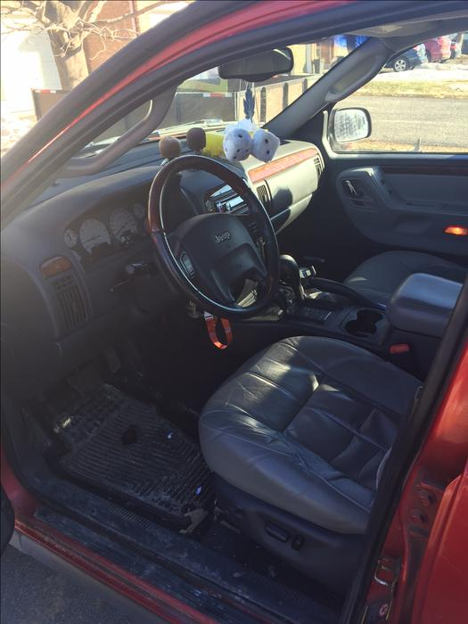 2002 jeep grand cherokee overland nepean ottawa mobile. Black Bedroom Furniture Sets. Home Design Ideas