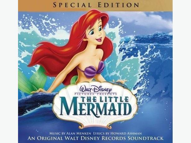 The Little Mermaid CD