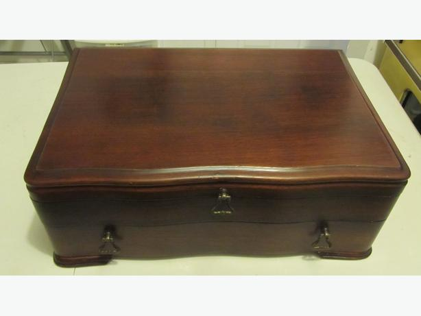 STORAGE BOX ALL WOOD