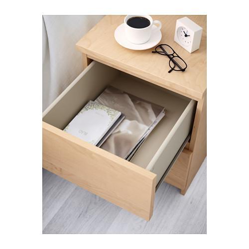 ikea malm 2 drawer chest 15 central ottawa inside. Black Bedroom Furniture Sets. Home Design Ideas