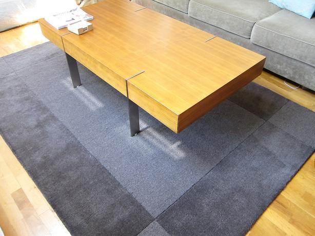 Brand New Ikea Hellum Rug   100% Wool