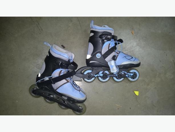 """Roller Skates - Girl's """"Missy"""" Adjustable 4-8"""