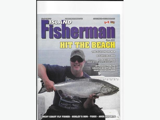 Hook'n Them Up Fishing Charters Port McNeill