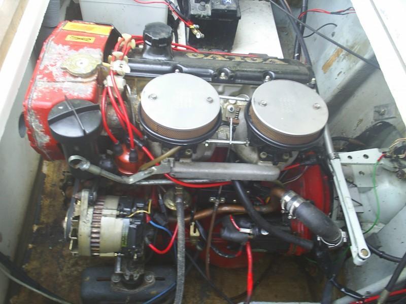 WANTED: Volvo Penta 230 /250 / AQ131 / AQ145A / AQ151 Parts West Shore: Langford,Colwood ...