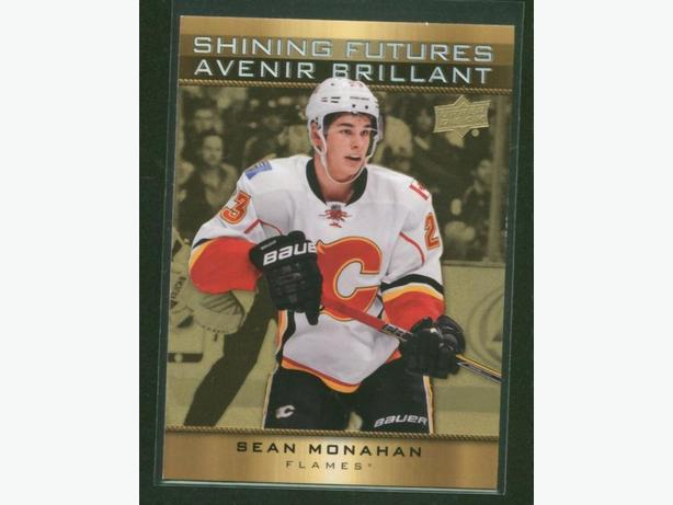 2015-16 Upper Deck Tim Hortons Shining Futures Sean Monahan