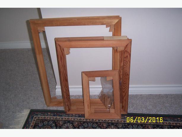 Stretcher Frames for Canvas