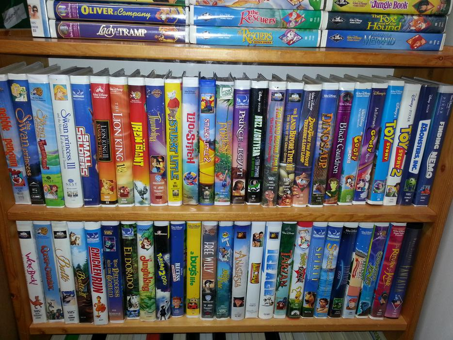 Used Cars Red Deer >> Disney collection and classic kids movies VHS Victoria City, Victoria