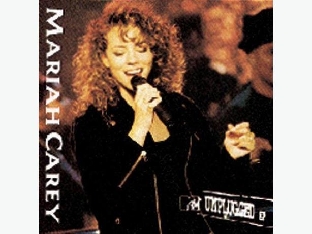 Mariah Carey - Unplugged (CD)