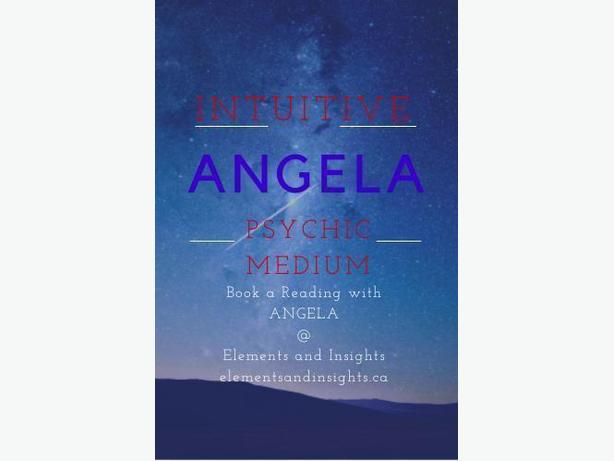 ANGELA- Intuitive Psychic Medium