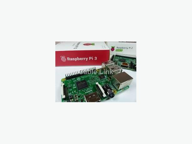 New Raspberry Pi 3 Board 1.2G 1G RAM WIFI Bluetooth