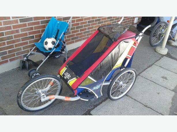 Chariot Cougar CTS baby jogger