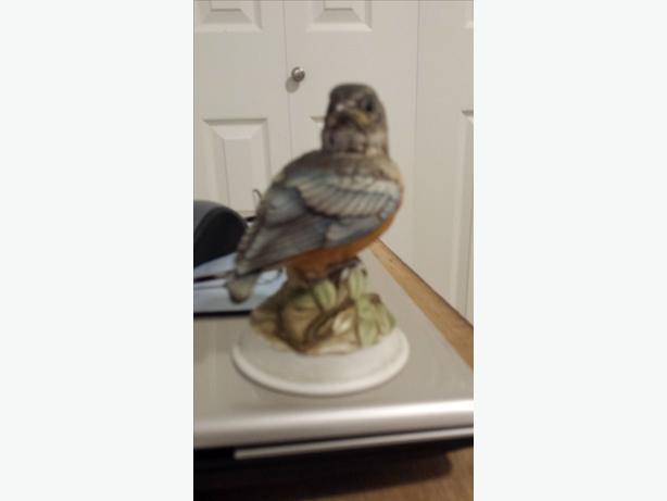 Baby Bluebird figurine