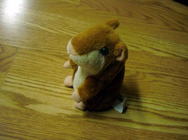 Like New Talking Hamster Toy - $5