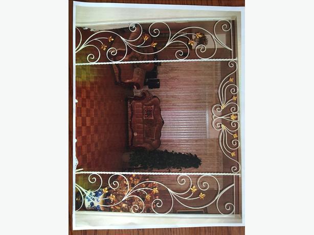 Sparateur de pieces decoratif Decorative Room Divider Montreal