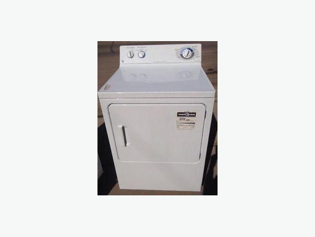 Heavy Duty GE Dryer