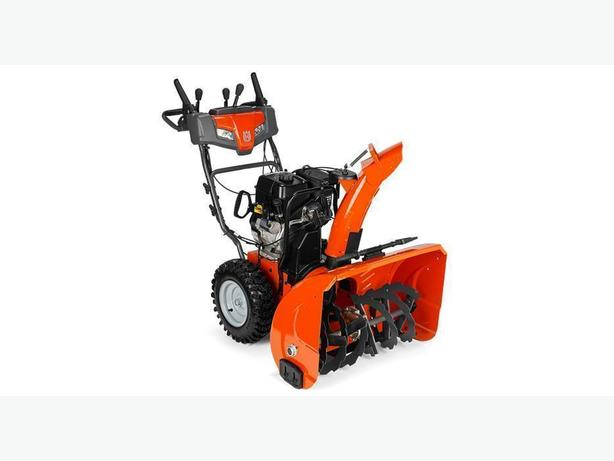 HUSQVARNA ST230P Snowblower IN STOCK AT DSR