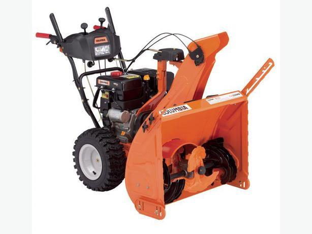 NEW COLUMBIA 3-STAGE CA330HD Snowblower 30""